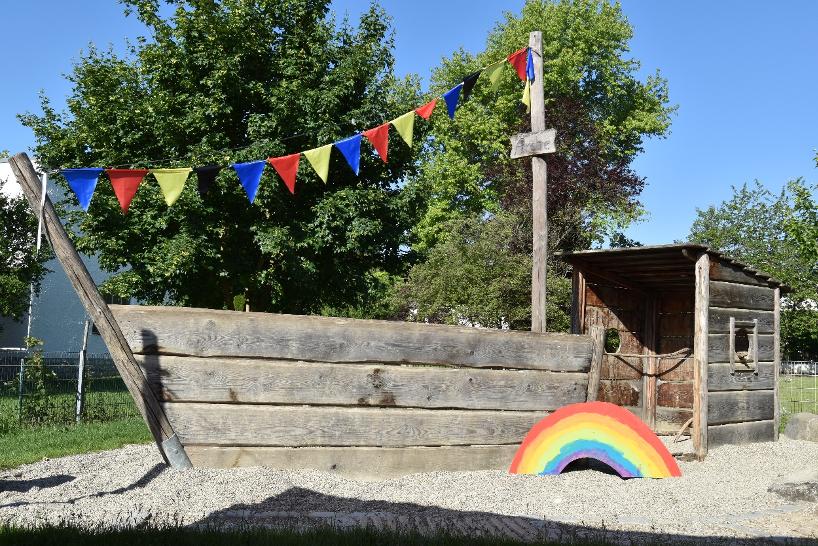 Arche Noah der offene Kindergarten